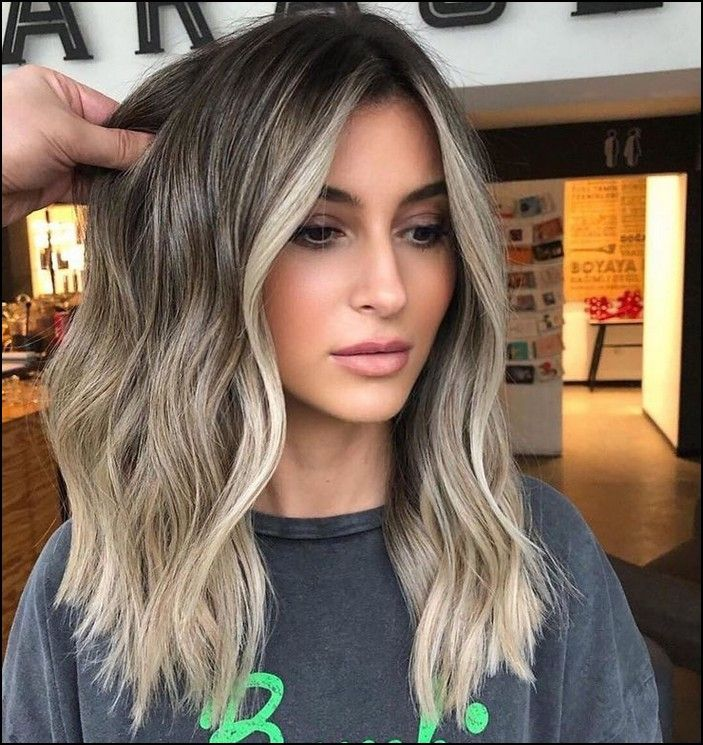 87+ gorgeous balayage hair color ideas best balayage highlights page 39