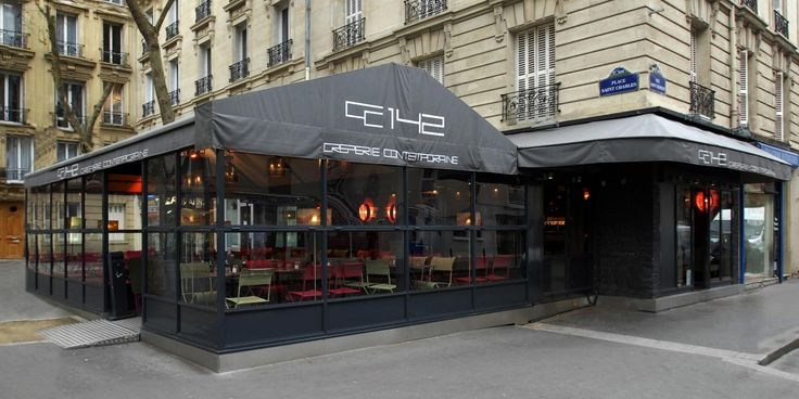 Crêperie Contemporaine  Paris 15 Grenelle