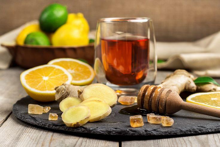 Ghimbirul împotriva gripei și răcelii