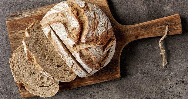Recept na domácí chleba: !!!!!!Triky, jak ho mít co nejlepší! | Recepty.Blesk.cz