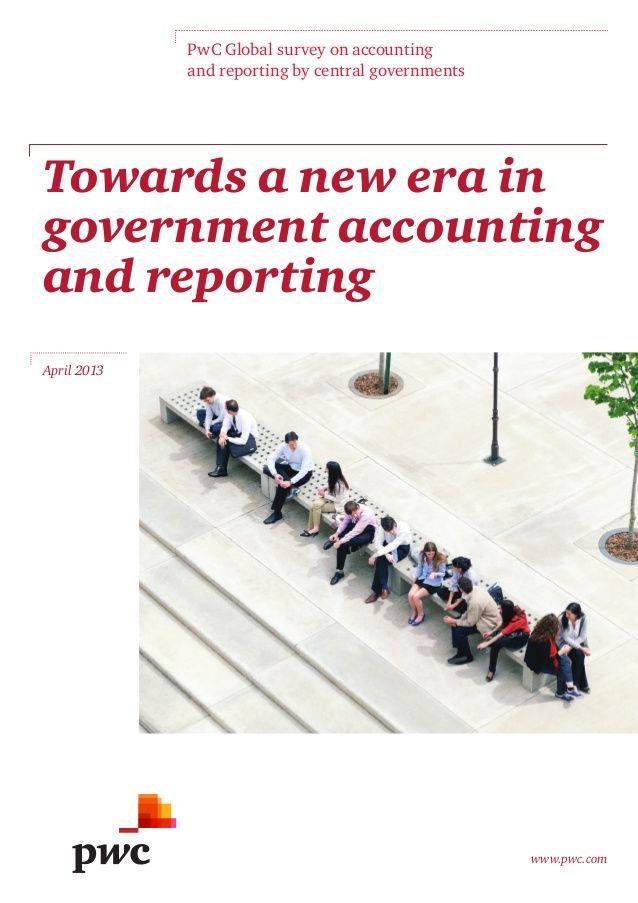 Etude PwC sur les pratiques comptables des Etats (2013). http://pwc.to/13zcNvl