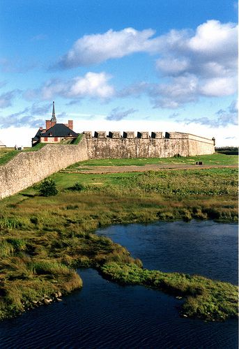 Fortress of Louisbourg, Nova Scotia, Canada