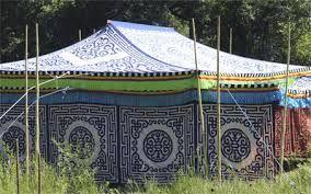 Tibetan Tent