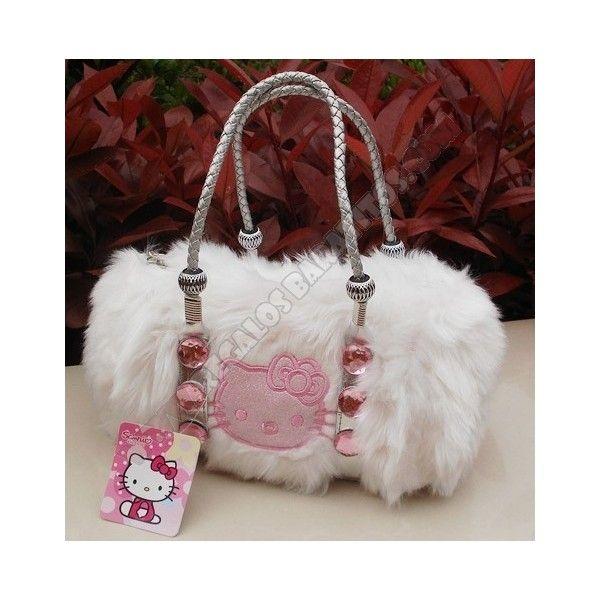 Bolso de diseño pelo Hello Kitty