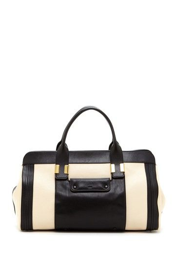 Chloe Alice Colorblock Satchel by Non Specific on @HauteLook Love ...