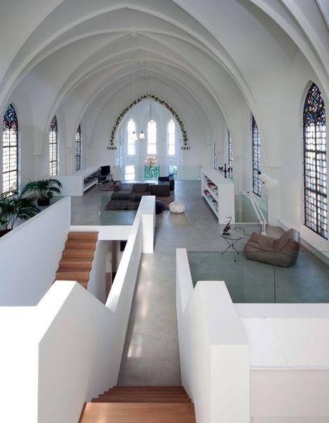 church house living room