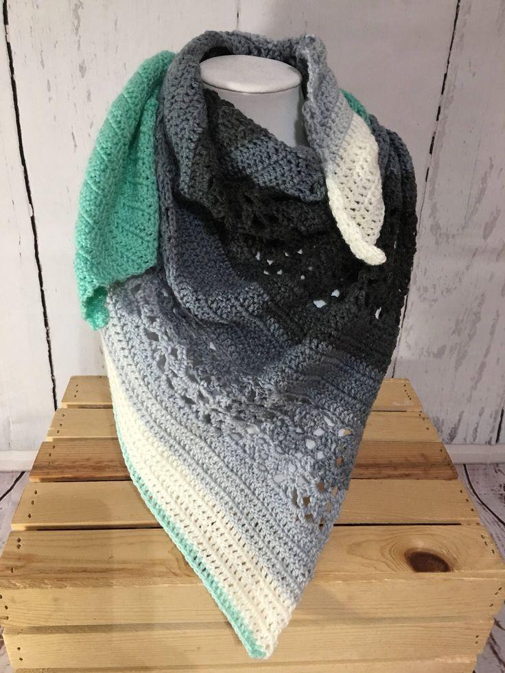Crochet Wrap - Shawl - Crochet Shawl - Scarf - Crochet Scarf - Wrap - Shawl Wrap - Grey Shawl - Grey Wrap - Wrap Shawl - Winter Shawl by StephsFamilyStitches on Etsy https://www.etsy.com/ca/listing/563249722/crochet-wrap-shawl-crochet-shawl-scarf