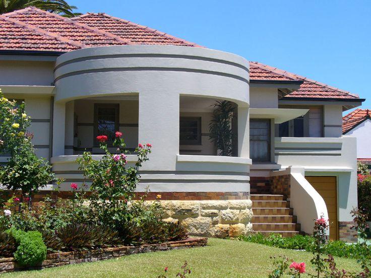 Art deco house style ingrid cranfield