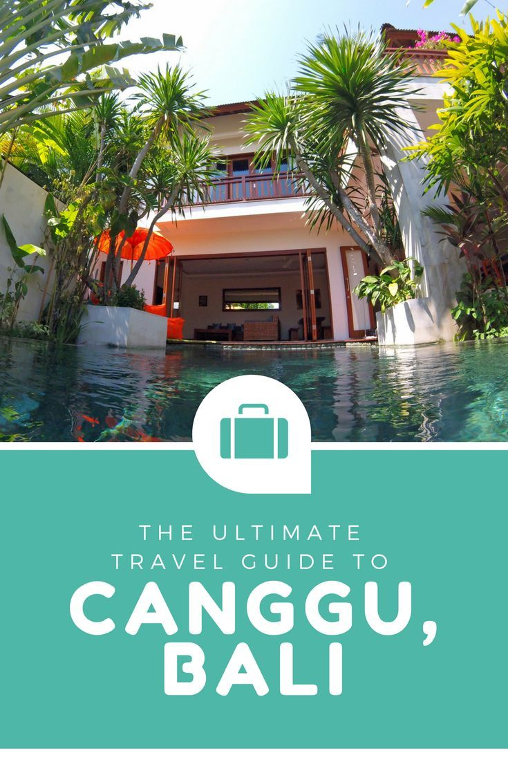 Canggu is slowly becoming popular by travellers and digital nomads seeking a life closer to the beach and surf-able waves. It's especially popular among expats which is visible with modern villas popping up between the lush green rice fields, great cafés and the proximity to many attractions around the island, including next door Seminyak. #Canggu #CangguBali #BaliHotspot #CangguLife #CangguVilla
