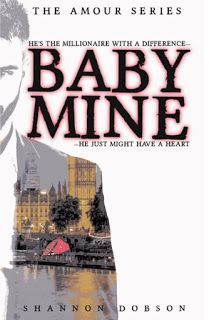 Book-o-Craze: Book Tour {Book Trailer, Teasers, Author Interview & Giveaway} -- Baby Mine (The Amour Series #1) by Shannon Dobson