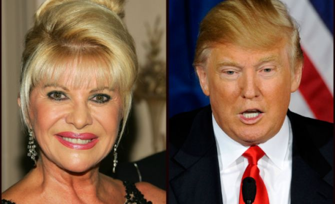 Ivana Trump Violated: Donald Trump Responds To Allegations He 'Raped His Spouse'