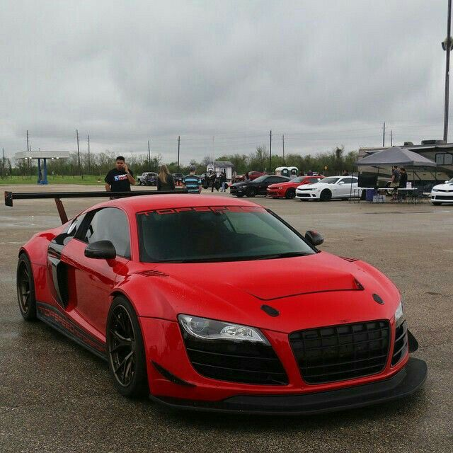 TopSpeed Motorsport Audi R8