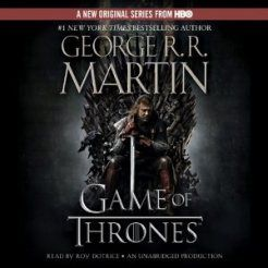 Game Of Thrones: Song Of Ice and Fire #Audiobook #GameOfThrones