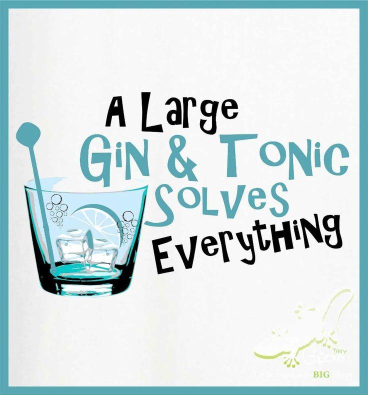 #gin #tonic #ginandtonic #alcohol #tshirtdesign #tshirtprint #bagdesign #hoodydesign #liquidsanity