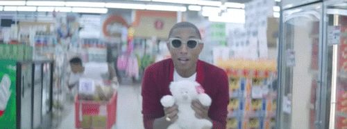 """I got """"Happy"""" by Pharrell! Which 2014 Pop Hit Are You?"""
