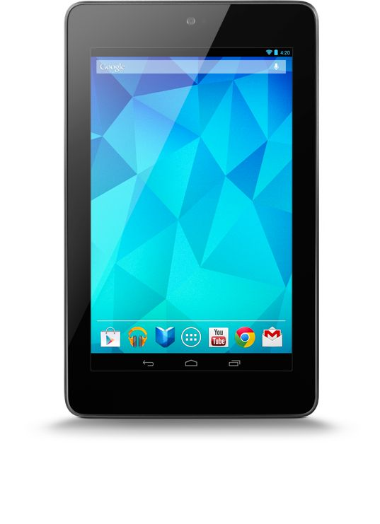 Nexus 7 - RM 899 (16G) RM 1099 (32G + 3G connectivity)