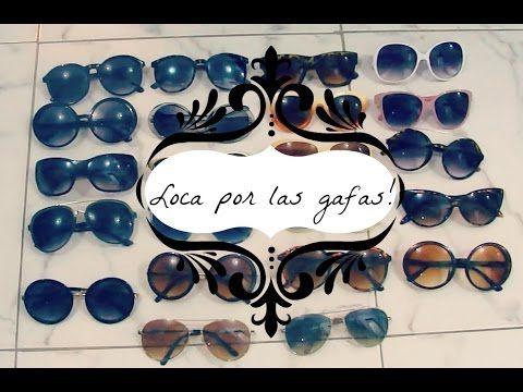 Haul de Gafas! Loca por las gafas !!