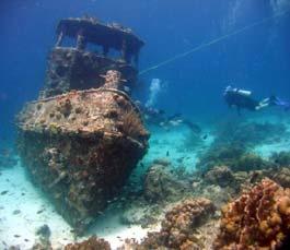 "Tugboat ""Saba"" in Curacao waters"