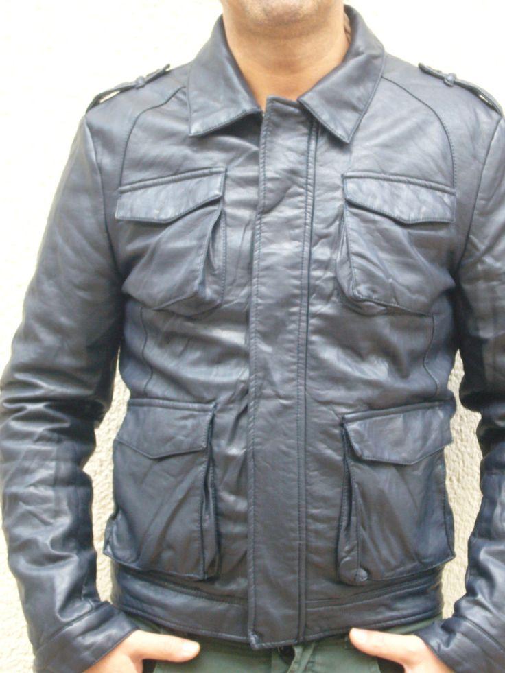 Magasin veste cuir wavre