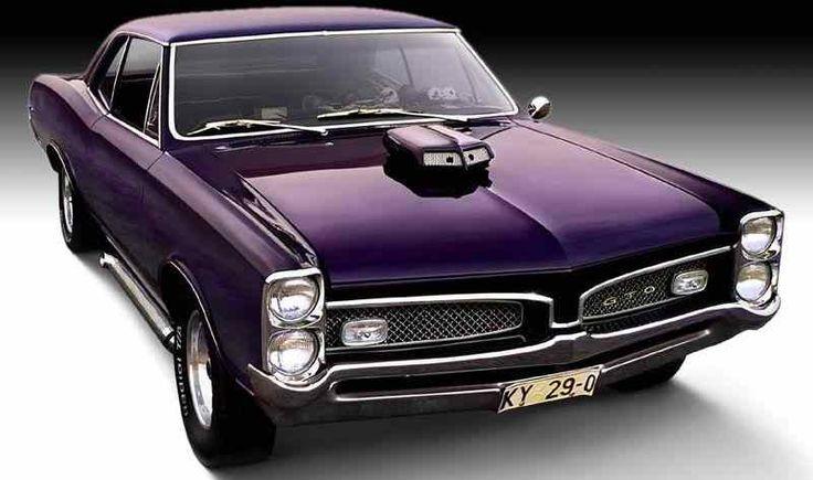 1967 Pontiac GTO / Filme: XXX – Triplo X