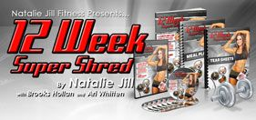 Natalie Jill's 12 week super shred / She's gluten free :)