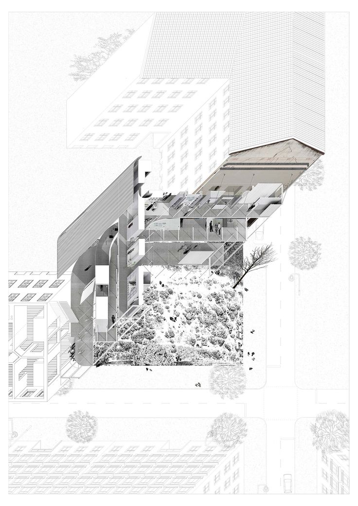 images about presentation on pinterest   school of    loves data competition time    this architectural drawing looks a bit like