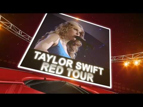 Taylor Swift has just announced her 2013 Red Tour! Taylor Swift tickets are available at http://www.ticketcenter.com/taylor-swift-tickets or call 1-888-730-7192 (toll free).