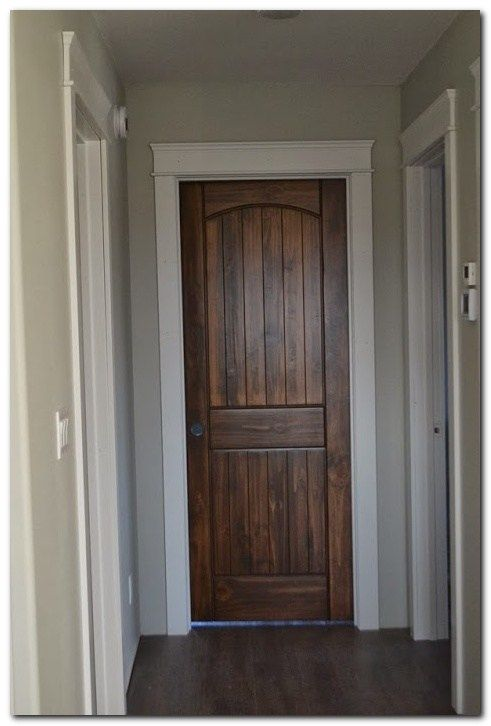 11 Best Oak Or White Trim That Is The Question Images On Pinterest White Baseboards