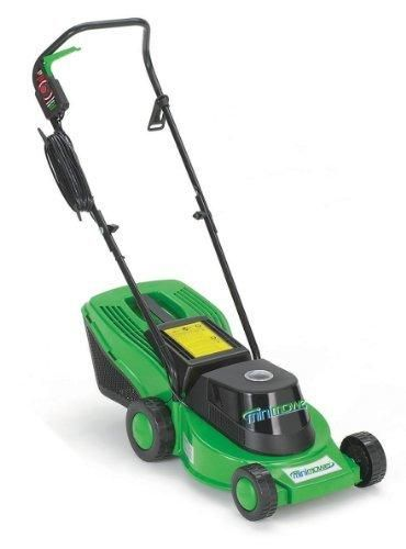 Razarsharp Minimower - 13 Inch / 12 amp Electric Lawn Mower with Catcher