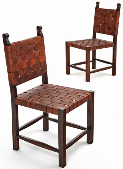 Distressed Leather Dining Chair Item Dc06048 Side Or Arm Available