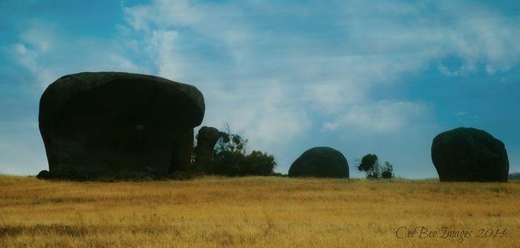 Murphy's Haystacks, Eyre Peninsula, South Australia