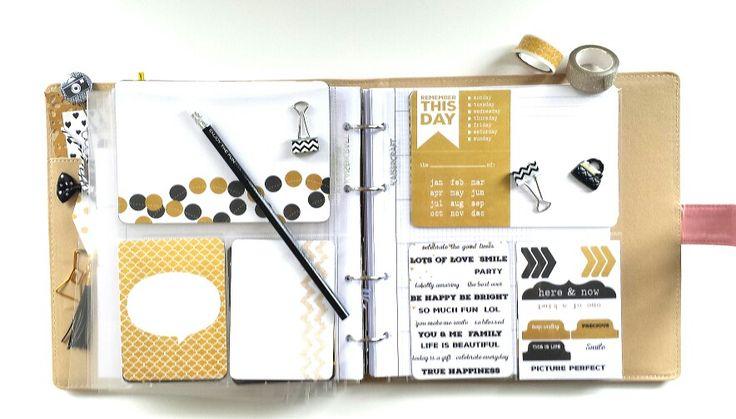 Kaisercraft : Journal Planner with Amanda Baldwin