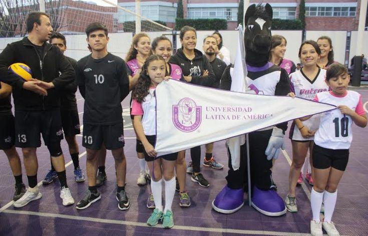 Arrancó el primer Torneo Inter-Universitario de Voleibol, en el cual participan 12 equipos de 8 instituciones educativas. La inauguración tuvo lugar en el campus de la Universidad Latina de América ...