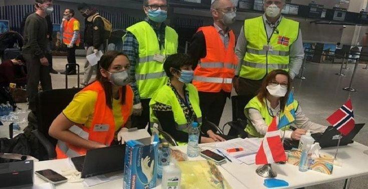 أربع دول اسكندنافية ترحل مواطنيها العالقين بالمغرب بسبب كورونا Fashion Hats Hard Hat
