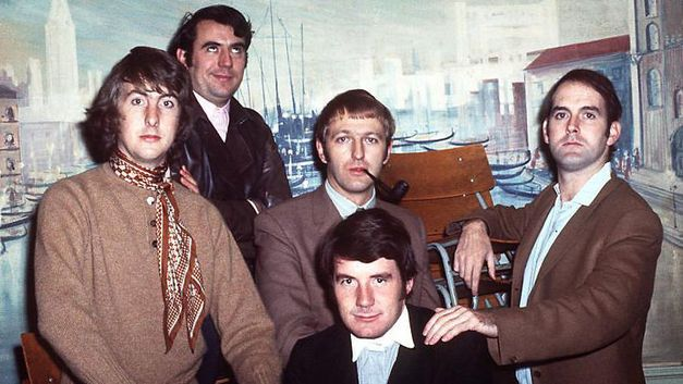John Cleese and Eric Idle Say Goodbye to Monty Python | Fandom ...