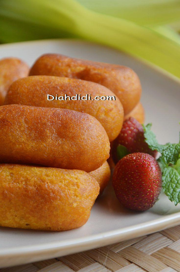 Diah Didi's Kitchen: Ketimus Ubi Cilembu