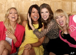 Kay Cannon, Rebel Wilson, Anna Kendrick, Brittany Snow