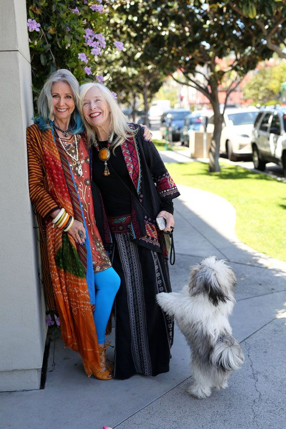 Dolores and Friends | Advanced Style | Bloglovin'
