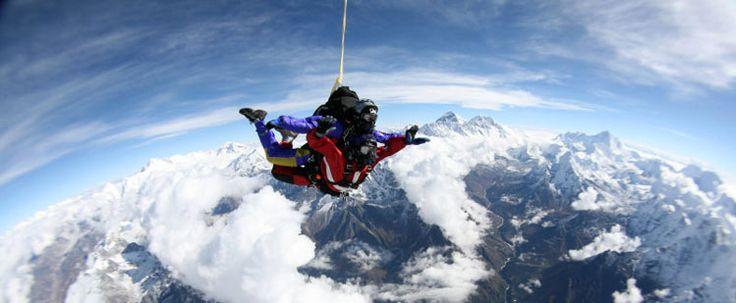 sky Diving in Nepal this October and November get your bookings @ ram.manange@gmail.com. details at www.mysticlandadventurepltd.blogspot.com