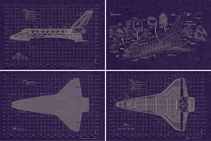 space shuttle grid - photo #15