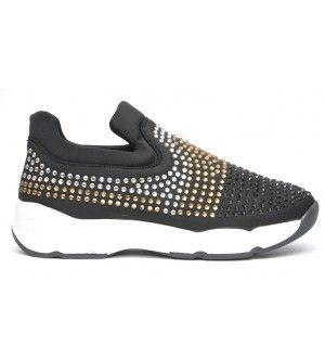 Shineblack sneaker
