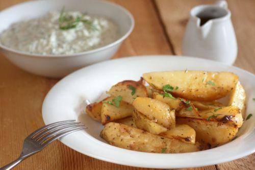 Recette de patates grecques toute simple et rapide à faire