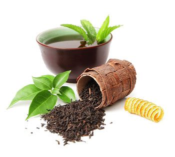Tea : Tè Nero