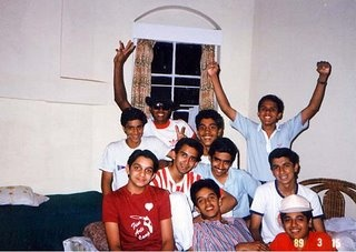 Rahul Dravid's Childhood and Rare Pictures - teluguZOOM