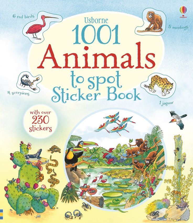 "Find out more about ""1001 animals to spot sticker book"", write a review or buy online."