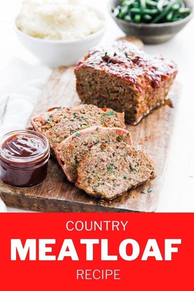 The Best Meatloaf Recipe Recipe Good Meatloaf Recipe Best Meatloaf Recipes