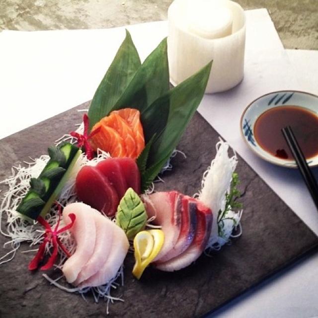 93 best images about sushi sashimi presentation on for Best sashimi fish