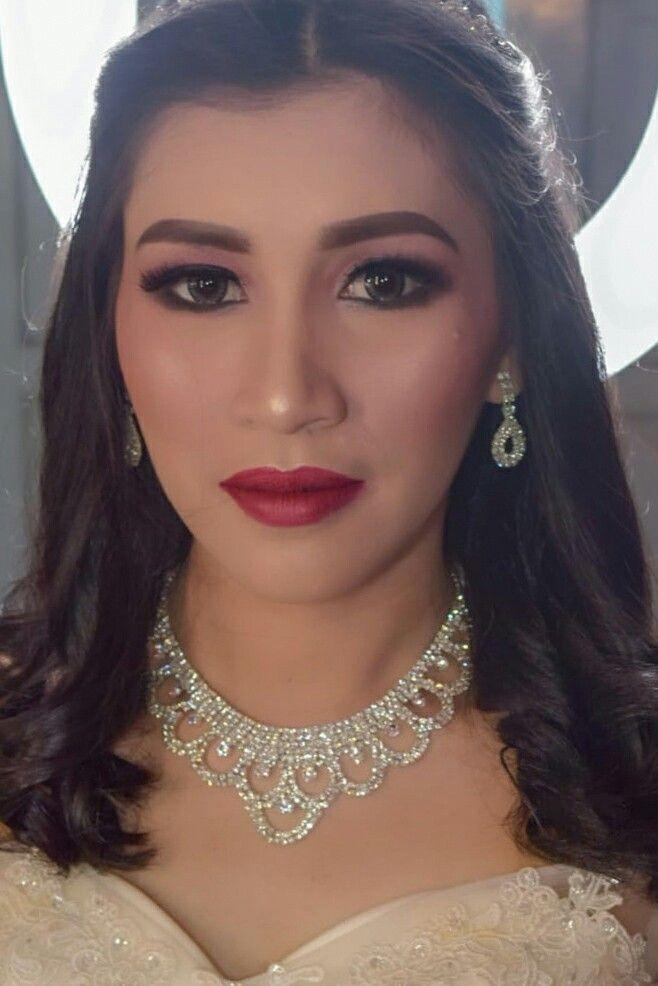 Another Bold Makeup Pengantin Make Up Putri