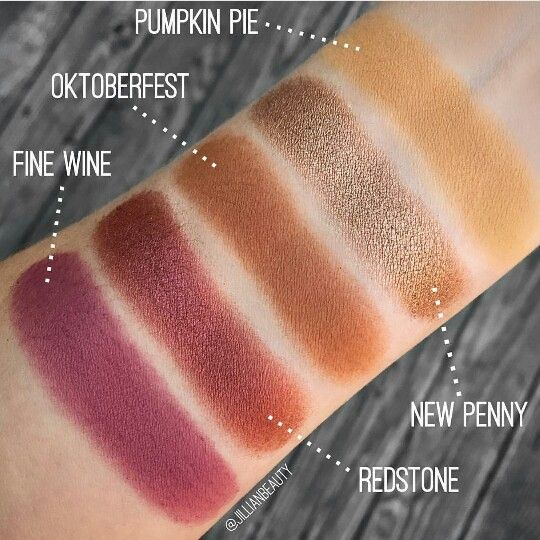 Fine Wine, Oktoberfest, Pumpkin pie, Redstone, New Penny