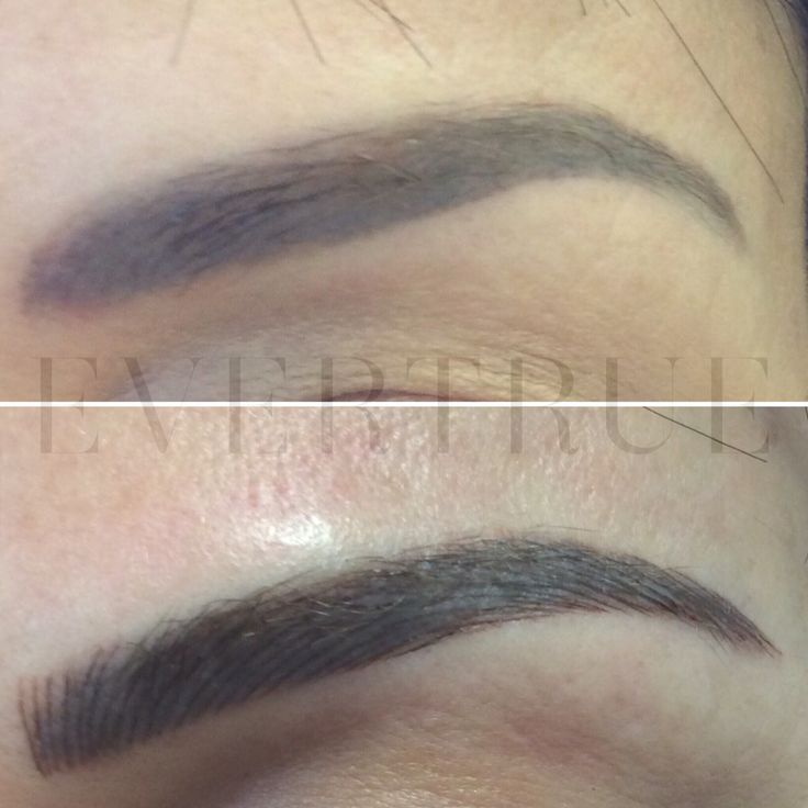 28 best permanent brows images on pinterest permanent for Powder eyebrow tattoo